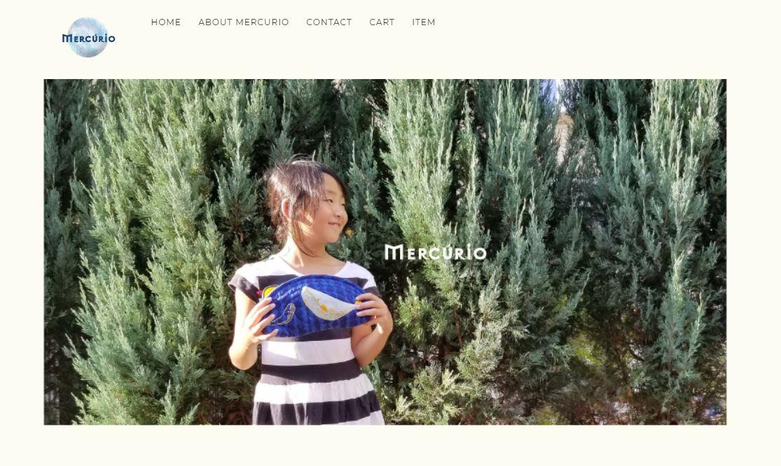 Mercurio メルクーリオ ホームページ