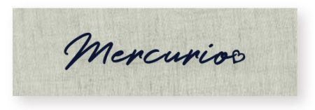 Mercurio メルクーリオ 商品タグ